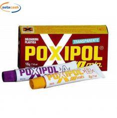 POXIPOL COLLA 14 ML TRASPARENTE